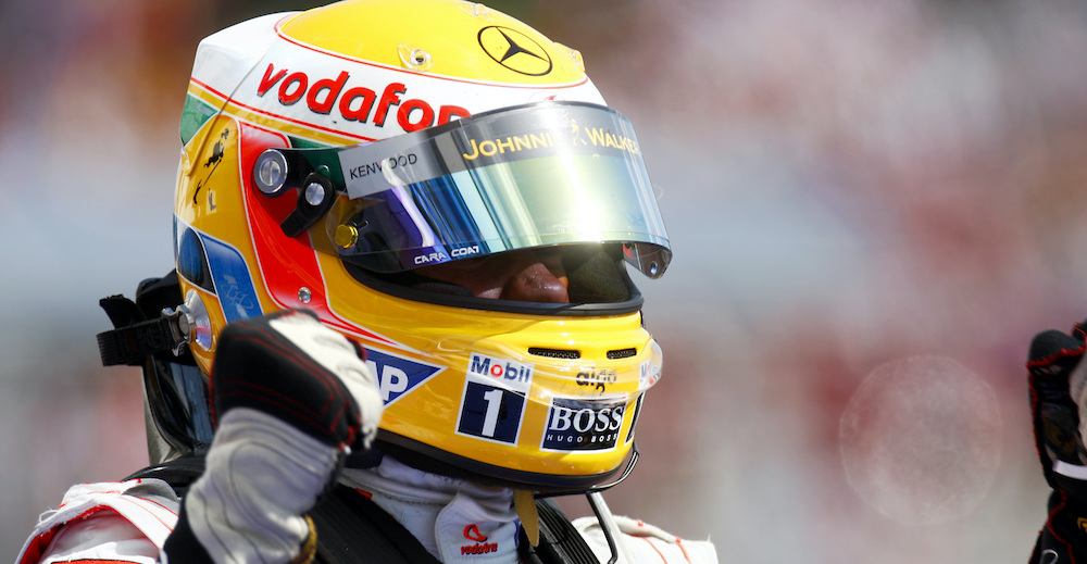 The 2019 Hungarian Grand Prix marks the 10th anniversary of the first hybrid victory in Formula One. In 2009, Lewis Hamilton won the Hungarian GP with the help of the Kinetic Energy Recovery System (KERS) that Mercedes-Benz had developed for McLaren-Mercedes.