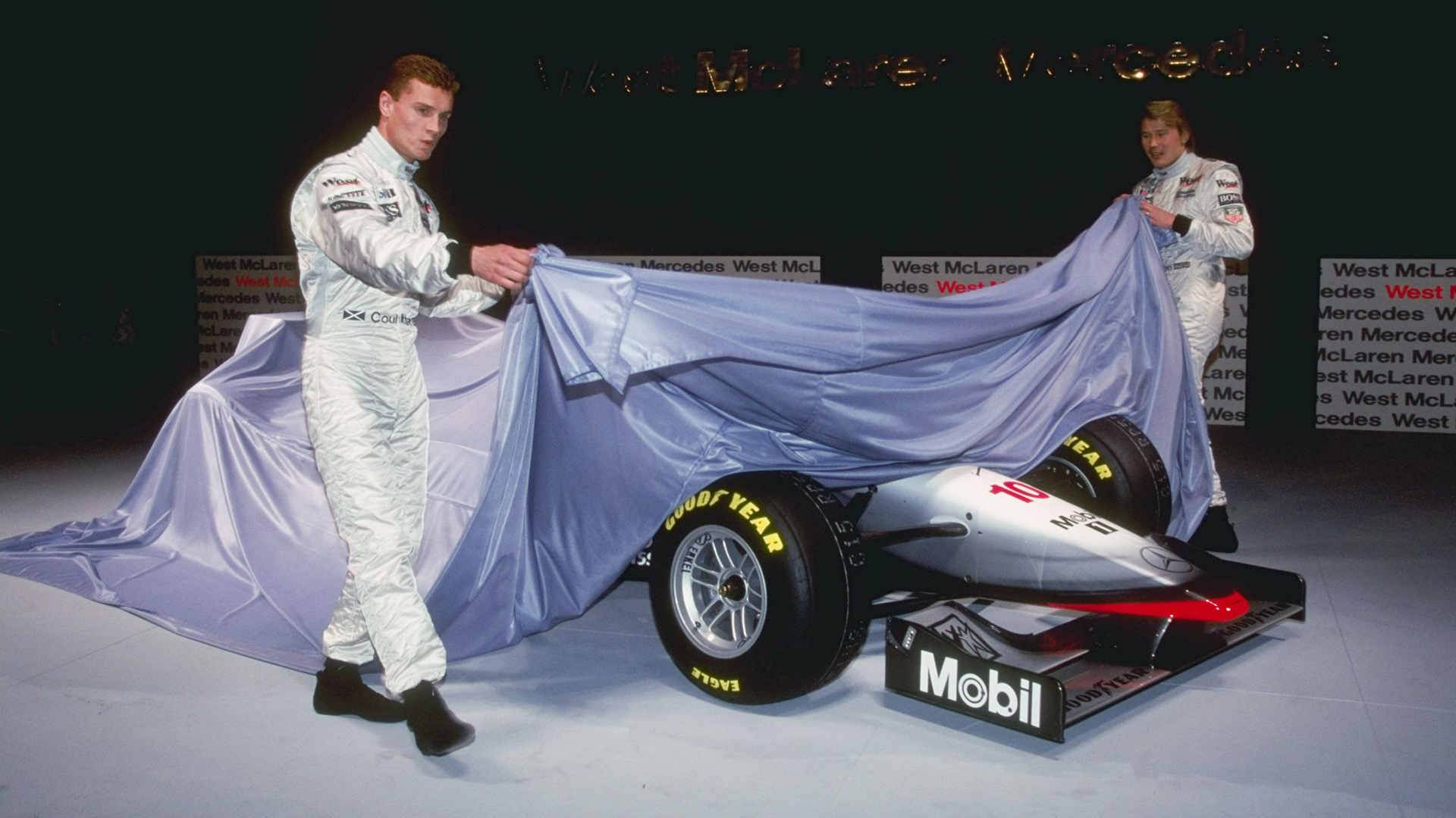 The photo that rocked F1: The story of an ingenious secret McLaren invention – and how it was discovered