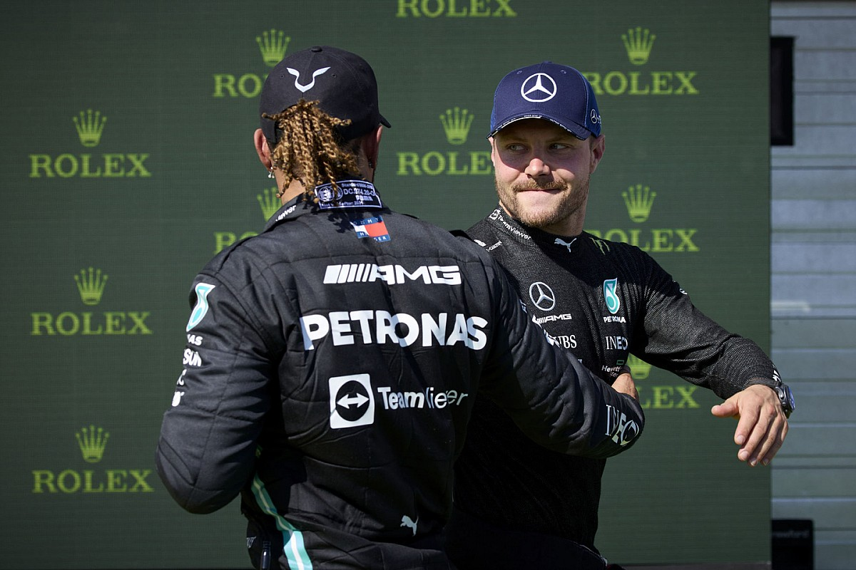 Read more about the article Bottas would accept team orders to support Hamilton's title bid