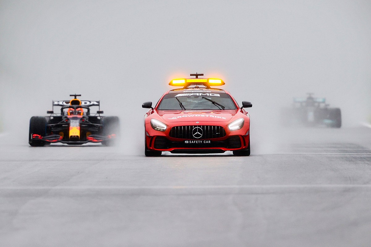 Read more about the article Formula 1 must design cars to race in rain, says Todt