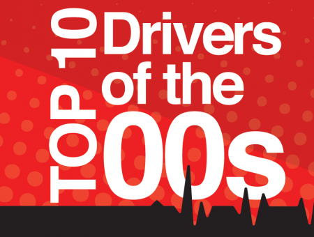 Top 10 Drivers of the 2000s